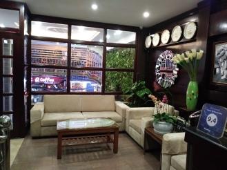 Great looking lobby